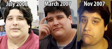 Scott Kurtz's weight loss
