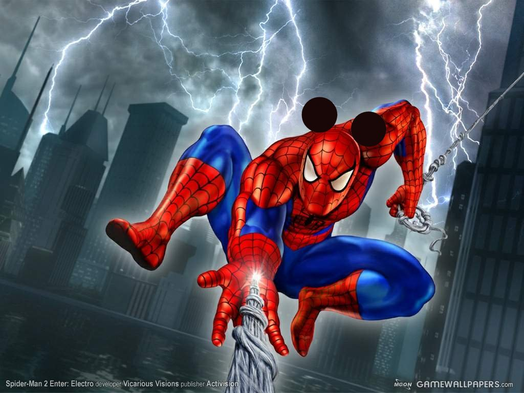 spideymickey