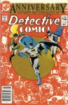 The cover of Detective Comics #526