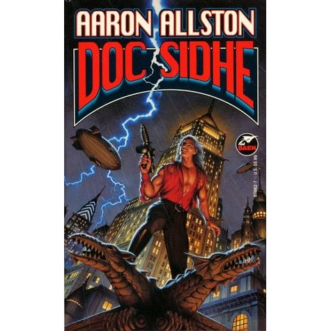 DOC SIDHE (1995) written by Aaron Allston