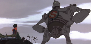 Iron Giant Superman