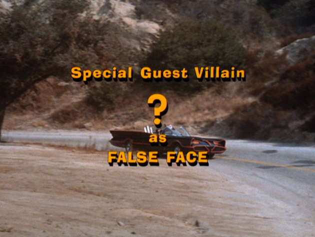 Batman 66 s01e17 guest villain card